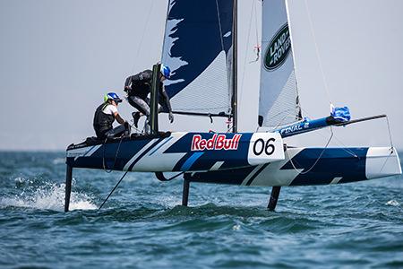 Red Bull Sailing Team (AUT)