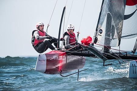 UON Sailing Team (POR)