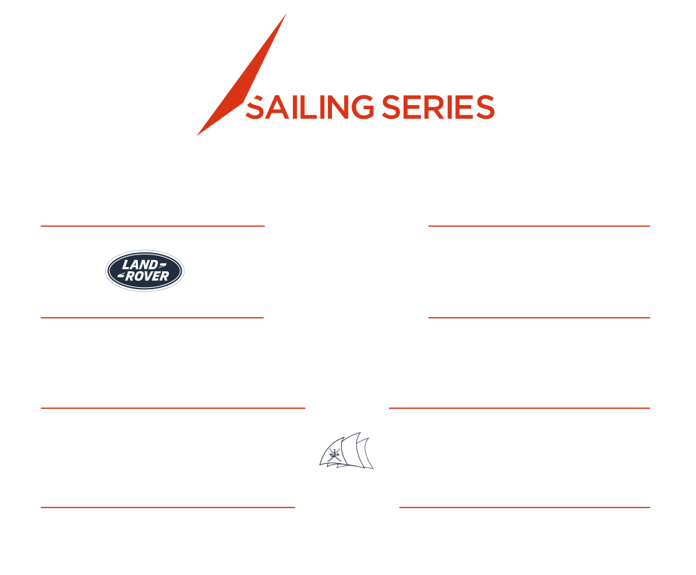 Extreme Sailing Series Partners